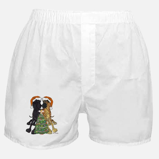 NN Xmas Tree3 Boxer Shorts