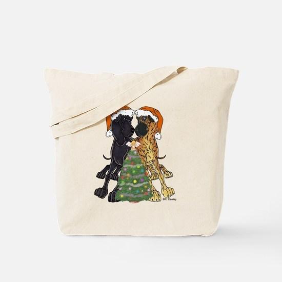 NN Xmas Tree3 Tote Bag