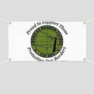 Border Patrol Banner