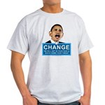 Obama-style CHANGE Light T-Shirt