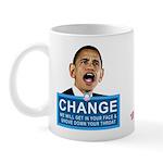 Obama-style CHANGE Mug