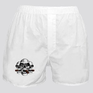 Cool Skulls Boxer Shorts