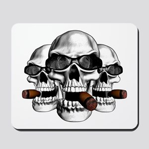 Cool Skulls Mousepad