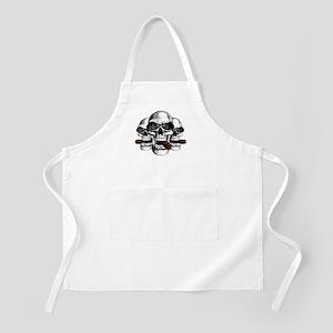 Cool Skulls BBQ Apron