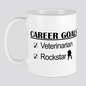 Veterinarian Career Goals - Rockstar Mug