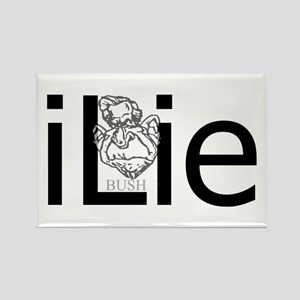 iLie Rectangle Magnet