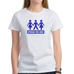 Spread The Love Women's T-Shirt