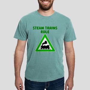 Steam Trains Rule T-Shirt
