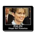 Hope for America Mousepad