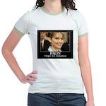 Hope for America Jr. Ringer T-Shirt