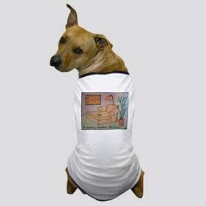 Reading Soothes the Soul Dog T-Shirt