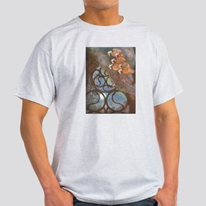 Poe's The Bells, Angels Ash Grey T-Shirt