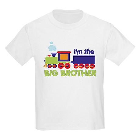 train big brother t-shirts Kids Light T-Shirt