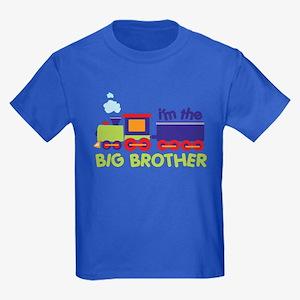 train big brother t-shirts Kids Dark T-Shirt