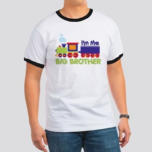ADULT SIZES big brother shirts Ringer T