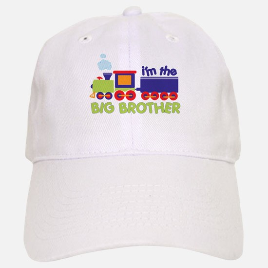 train big brother t-shirts Baseball Baseball Cap