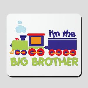 train big brother t-shirts Mousepad