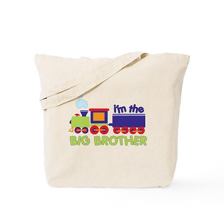 train big brother t-shirts Tote Bag