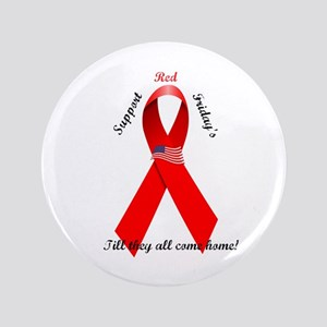 "Red Friday 3.5"" Button (100 pack)"