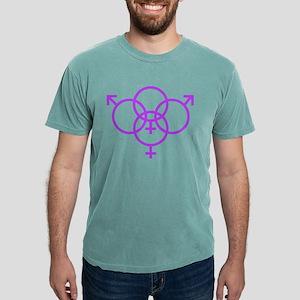 "Swinger Symbol ""We Swing"" Women's Dark T-Shirt"