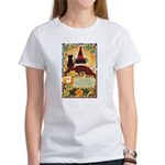 Fates Fall by the Cards Women's T-Shirt
