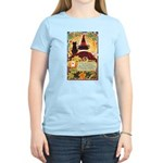 Fates Fall by the Cards Women's Light T-Shirt