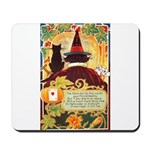 Fates Fall by the Cards Mousepad