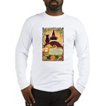 Fates Fall by the Cards Long Sleeve T-Shirt