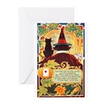 Fates Fall by the Cards Greeting Cards (Pk of 10)