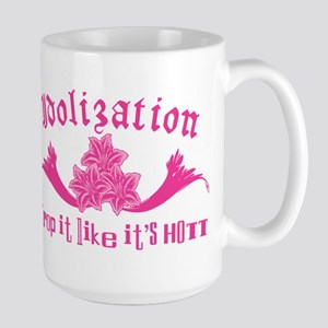 Idolization ~ Drop it like it Large Mug