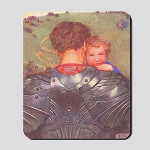 A Sweet Lullaby Mousepad