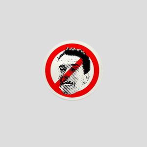 No Arnold Mini Button