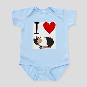 Guinea pig lovers Infant Creeper