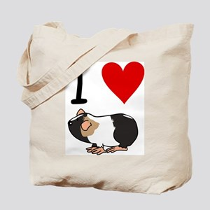 Guinea pig lovers Tote Bag