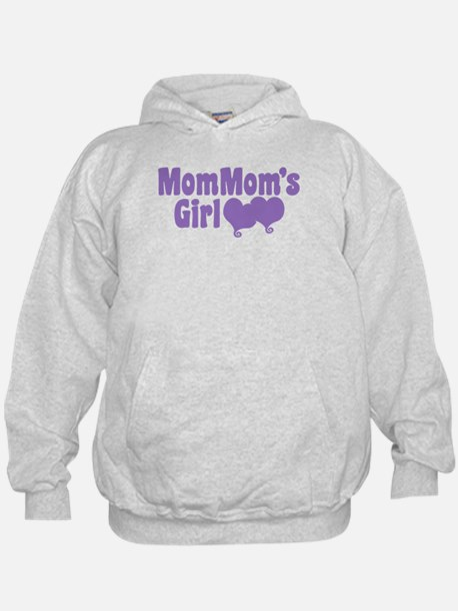 MomMom's Girl Hoodie