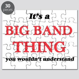 It's a Big Band thing, you wouldn't Puzzle