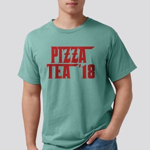 Pizza And Tea 18 2018 Foodie Drinker Food T-Shirt