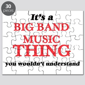 It's a Big Band Music thing, you wouldn Puzzle