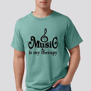 Music is my Therapy Musician T-Shirt