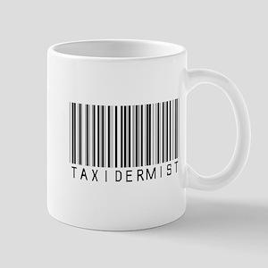 Taxidermist Barcode Mug