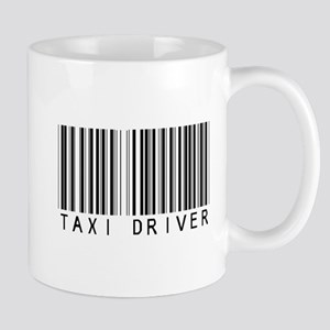 Taxi Driver Barcode Mug