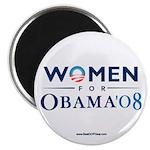 """Women for Obama"" 2.25"" Magnet (10)"