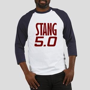 Mustang Baseball Jersey
