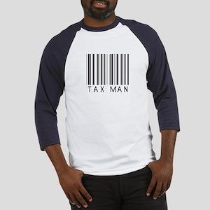 Tax Man Barcode Baseball Jersey