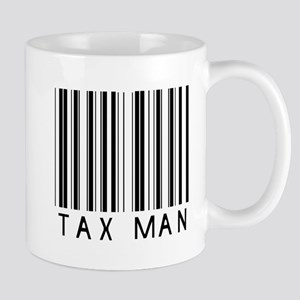 Tax Man Barcode Mug