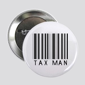 "Tax Man Barcode 2.25"" Button"