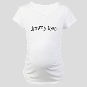 Jimmy Legs Maternity T-Shirt