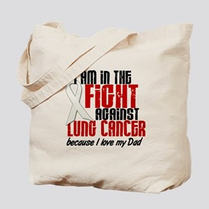 In The Fight 1 LC (Dad) Tote Bag