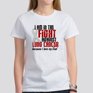 In The Fight 1 LC (Dad) Women's T-Shirt