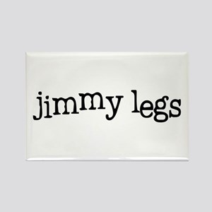 Jimmy Legs Rectangle Magnet